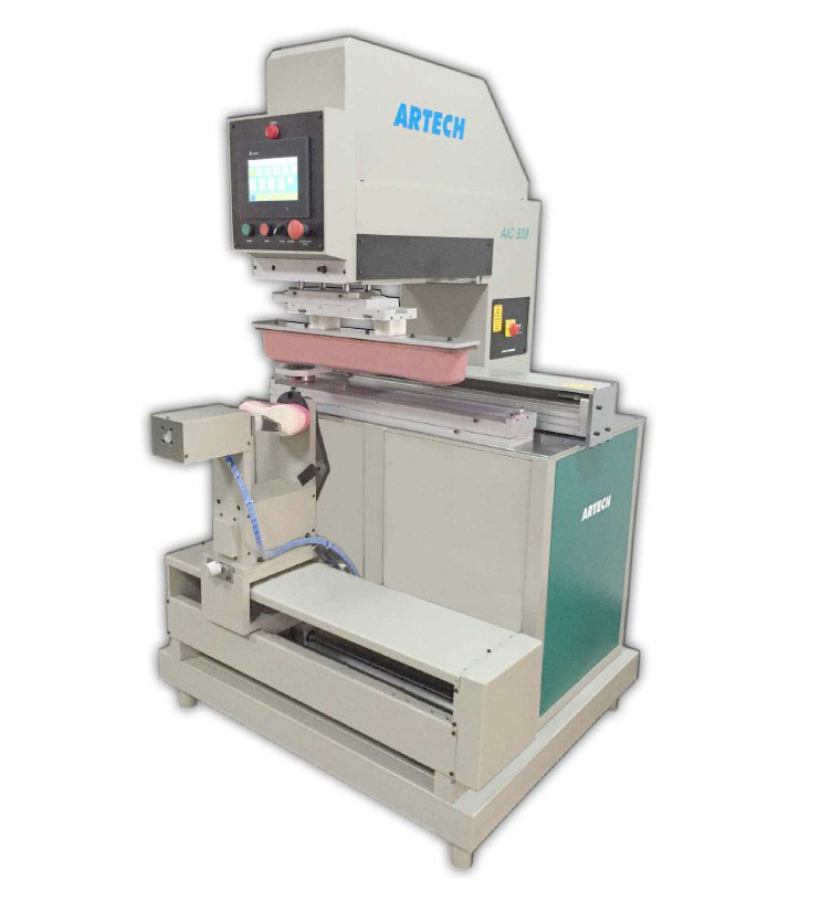 AIC-338 One Color Pad Printing Machine