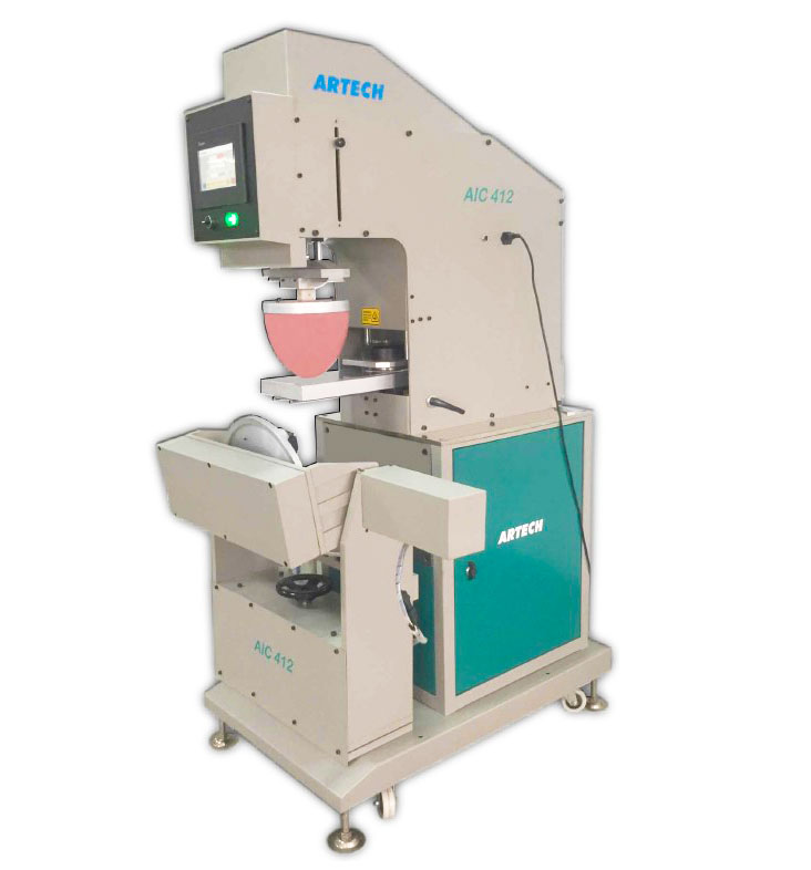 AIC-412 One Color Pad Printing Machine