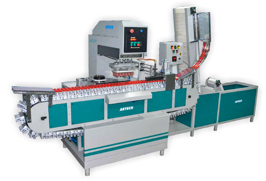 AIC-411 Pad Printing Machine