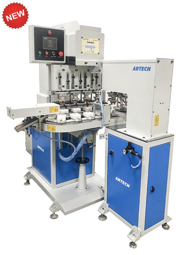 Artech 432-S Pad Printing Machine